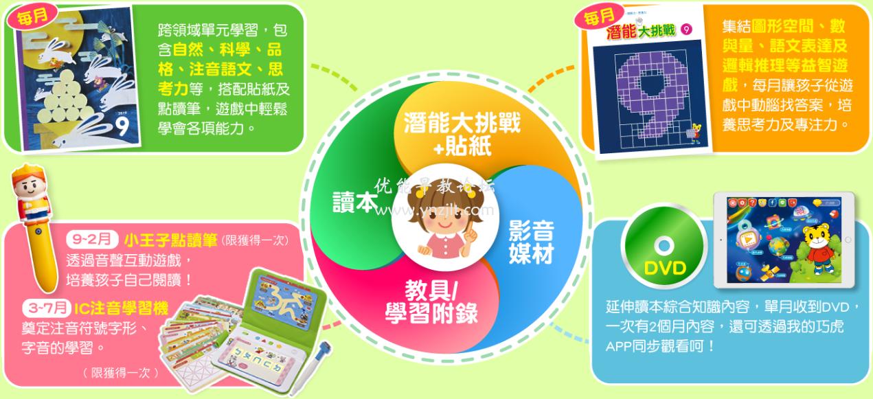巧虎巧连智(台湾版)成长版2011年全12集百度网盘下载